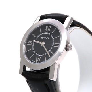 グッチ(Gucci)の【GUCCI】グッチ 時計 '5200L.1' ブラック文字盤 ☆極美品☆(腕時計)