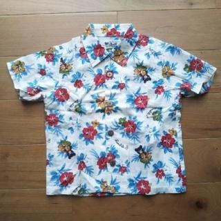 ダブルビー(DOUBLE.B)のDOUBLE.B 大人気♡アロハシャツ 90(ブラウス)