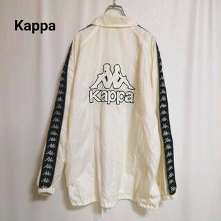 カッパ(Kappa)の【90s】古着 カッパ フルジップ ジャケット(ナイロンジャケット)