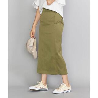 BEAUTY&YOUTH UNITED ARROWS - BEAUTY&YOUTH UNITED ARROWS ハイウエストタイトスカート