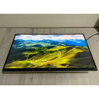 LG Electronics - 極美品 LG 27UL850-W 27インチ4kモニター ディスプレイIPS
