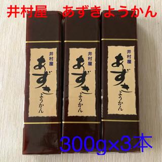 イムラヤ(井村屋)の井村屋 あずきようかん(菓子/デザート)