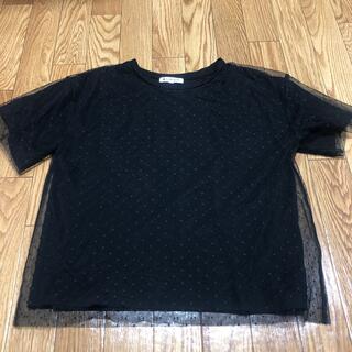 GLOBAL WORK - 【グローバルワーク】未使用チュールTシャツ