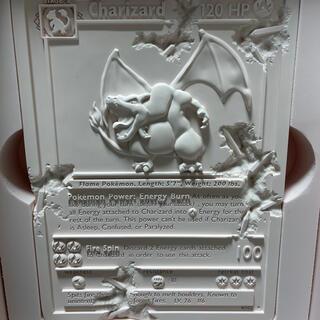 ポケモン(ポケモン)のdaniel arsham×Pokemon クリスタル 石版リザードン ピンク(彫刻/オブジェ)