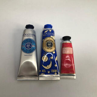L'OCCITANE - 新品※未使用 ロクシタンハンドクリーム 3本セット