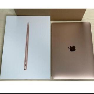 Apple - 【超美品】macbook air M1 ゴールド