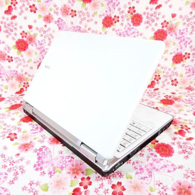 NEC(エヌイーシー)のノートパソコン本体♪Corei5♪新品SSD♪初心者も安心♪Windows10 スマホ/家電/カメラのPC/タブレット(ノートPC)の商品写真