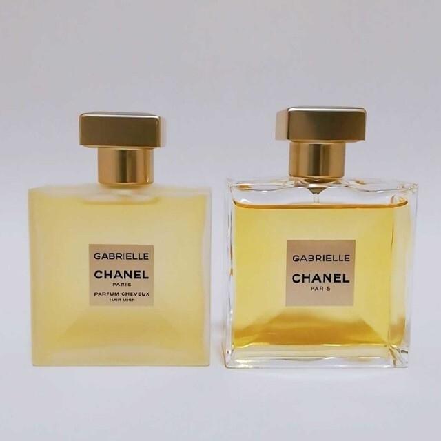 CHANEL(シャネル)の美品 シャネル ガブリエルシャネル オードパルファム 50ml ヘアミスト 香水 コスメ/美容の香水(香水(女性用))の商品写真