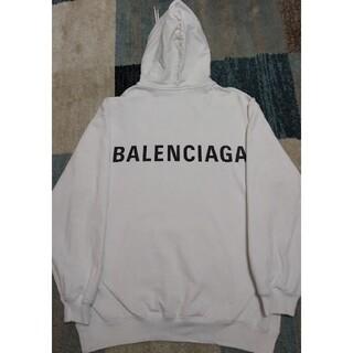 Balenciaga - バレンシアガ プルオーバーパーカー