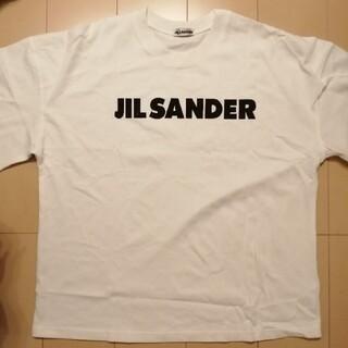 Jil Sander - 新品 JIL SANDER ジルサンダーオーバーサイズ ロゴ Tシャツ