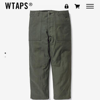 W)taps - WMILL-TROUSER 02 TROUSERS wtaps ダブルタップス