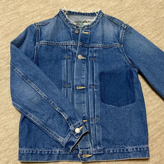 Ron Herman(ロンハーマン)のロンハーマン ビンテージ ジージャン メンズのジャケット/アウター(Gジャン/デニムジャケット)の商品写真