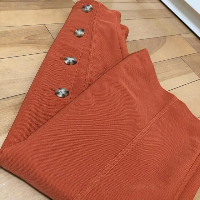 Lily Brown(リリーブラウン)のorange タイトスカート♡ レディースのスカート(ロングスカート)の商品写真