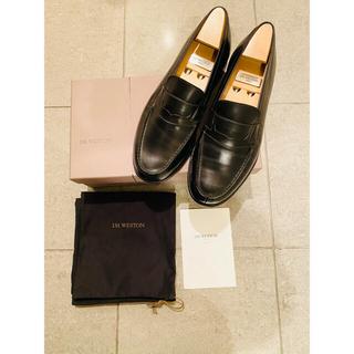 J.M. WESTON - 【美品】JM WESTON  180 Signature loafer