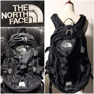THE NORTH FACE - THE NORTH FACE送料込リュックHOT SHOTバッグ正規アウトドア系