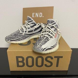 adidas - END購入 adidas YEEZY BOOST 350 ZEBRA 28cm