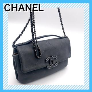CHANEL - 【斜めがけ】CHANEL バッグ/チェーン ショルダーバッグ