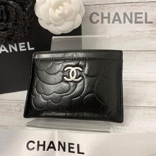 CHANEL - CHANEL✨シャネル✨パスケース✨カードケース✨名刺入れ✨定期入れ✨財布
