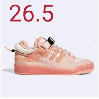adidas - BAD BUNNY × ADIDAS FORUM LOW 26.5センチ