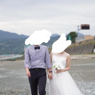 H&M - 蝶ネクタイ サスペンダー 結婚式 二次会