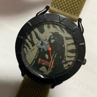 ヒステリックグラマー(HYSTERIC GLAMOUR)のヒステリックグラマー時計(人・∀・)(腕時計(アナログ))