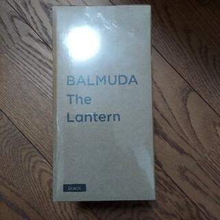 BALMUDA - バルミューダ ランタン 黒 新品未開封