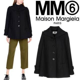 MM6 - エムエムシックス MM6 17AW メゾンマルジェラ  ハーフコート ジャケット