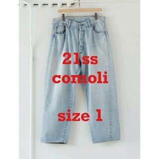 COMOLI - comoli 5p デニムパンツ