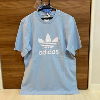 adidas - ★新品★アディダスオリジナルス 水色 Tシャツ