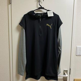 プーマ(PUMA)の半額以下!新品❤️プーマ ドライシャツ定価9350円(シャツ)