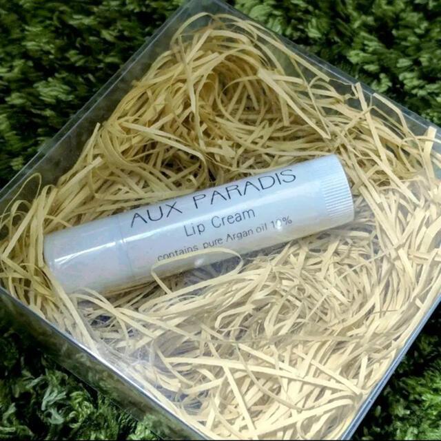 AUX PARADIS(オゥパラディ)のAUX PARADIS オウパラディ リップクリーム コスメ/美容のスキンケア/基礎化粧品(リップケア/リップクリーム)の商品写真