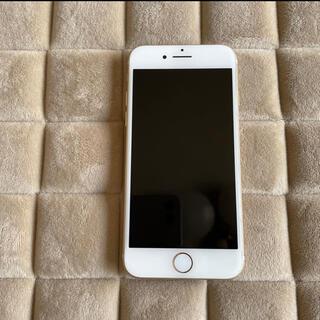 iPhone7 ピンクゴールド  32GB 本体  simフリー  美品!(スマートフォン本体)