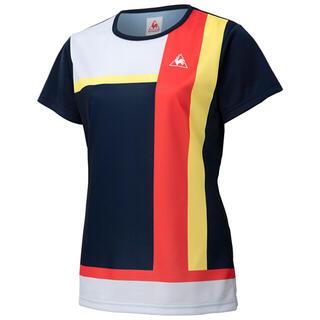 ルコックスポルティフ(le coq sportif)のルコック  テニスシャツ Mサイズ(ウェア)