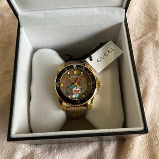 Gucci - GUCCI✖️ドラえもん 腕時計