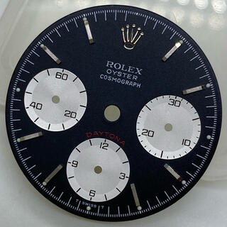 ROLEX - ROLEX 6263 6265 純正黒文字盤