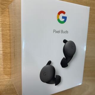 グーグルピクセル(Google Pixel)のGoogle Pixel Buds Almost Black 新品未使用未開封(ヘッドフォン/イヤフォン)