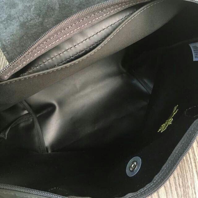 LONGCHAMP(ロンシャン)のLONGCHAMP ハンドバッグS プリアージュ ガンメタル レディースのバッグ(ハンドバッグ)の商品写真