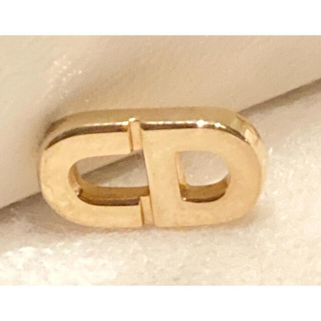 Christian Dior(クリスチャンディオール)のクリスチャンディオール❤パーツ レディースのアクセサリー(チャーム)の商品写真