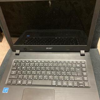 エイサー(Acer)の即購入❌Aspire1 オブシディアンブラック [A114-32-F14P/F](ノートPC)