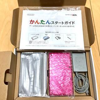 任天堂 - Nintendo 3DS  本体グロスピンク