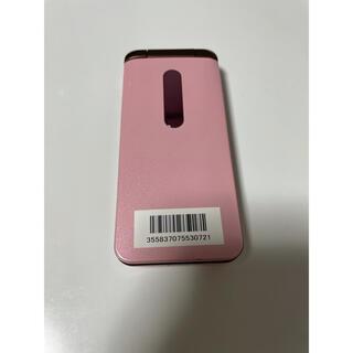 キョウセラ(京セラ)のKYF31(携帯電話本体)