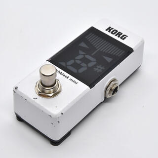 コルグ(KORG)のKORG ( コルグ ) Pitchblack mini PB-MINI(エフェクター)