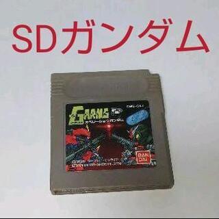 ゲームボーイ(ゲームボーイ)の≪GB≫Gアームズオペレーションガンダム(携帯用ゲームソフト)