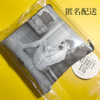 【入手困難★新品】オードリー・ヘップバーン★エコバッグ(弁当用品)