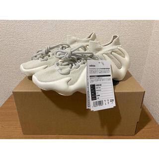 """アディダス(adidas)のADIDAS YEEZY 450 """"CLOUD WHITE"""" 22センチ(スニーカー)"""