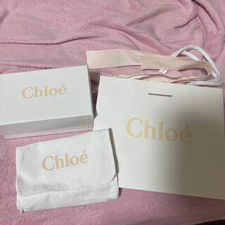 クロエ(Chloe)のクロエ ショッパー 箱(ショップ袋)