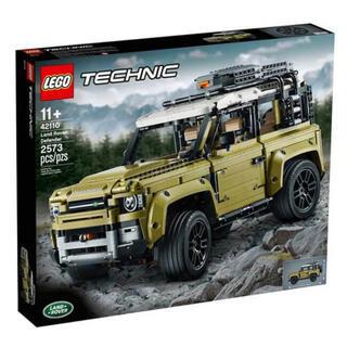 Lego - LEGO テクニック ディフェンダー