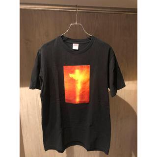 シュプリーム(Supreme)のSupreme × Andres Serrano Piss Christ Tee(Tシャツ/カットソー(半袖/袖なし))