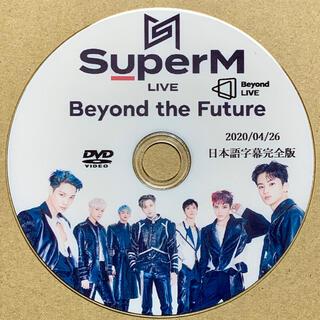 SHINee - SuperM Beyond The Future ○DVD○ 日本語字幕完全版