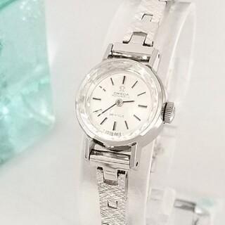 OMEGA - ⭐OH済 綺麗 オメガ 自動巻き カットガラス レディース 腕時計 着物 極美品